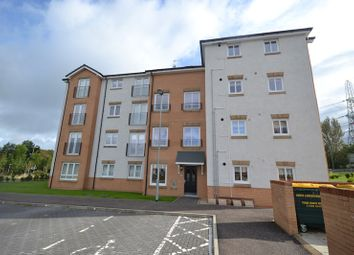 Thumbnail 2 bed flat for sale in Cailhead Drive, Cumbernauld