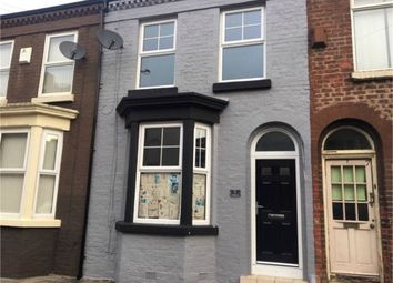 Thumbnail 3 bed terraced house to rent in Neston Street, Liverpool, Merseyside