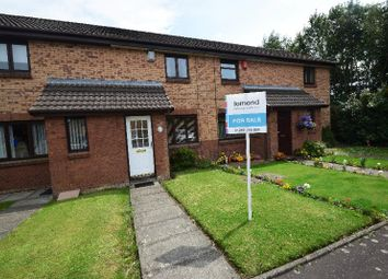 Thumbnail 2 bed terraced house for sale in Bennoch Place, Prestwick, South Ayrshire