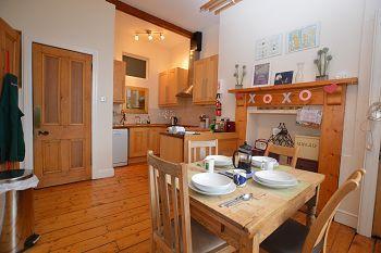Thumbnail 2 bed flat to rent in Hillside Crescent, Hillside, Edinburgh