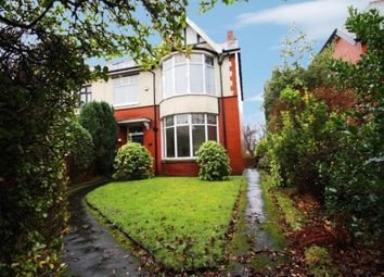 Thumbnail 4 bed semi-detached house for sale in Crosshill Road, Blackburn, Lancashire, .