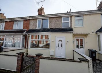 Thumbnail 3 bedroom terraced house for sale in Bruce Street, Swindon