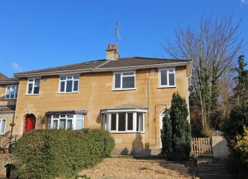 Thumbnail 3 bedroom semi-detached house for sale in Audley Grove, Lower Weston, Bath