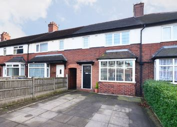 Thumbnail 3 bed terraced house for sale in Edward Street, May Bank, Newcastle-Under-Lyme