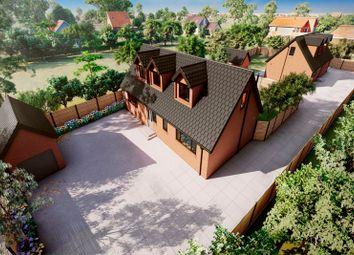 Cooperative Lane, Halmerend, Staffordshire ST7. 4 bed detached house for sale