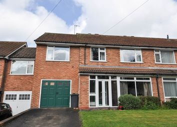 Thumbnail 4 bed semi-detached house for sale in St Denis Road, Bournville Village Trust, Selly Oak