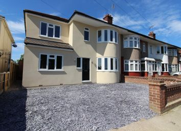 Thumbnail 5 bed end terrace house for sale in Lowshoe Lane, Romford