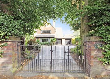 Thumbnail 3 bed detached house for sale in Alexandra Road, Grappenhall, Warrington