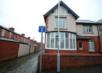 Thumbnail 3 bed detached house for sale in Markham Road, Blackburn