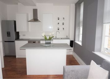 Thumbnail 1 bed flat for sale in 15 Market Place, Batley