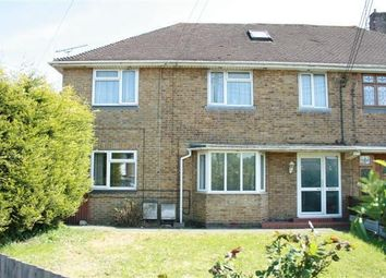 Thumbnail 2 bed flat to rent in Church Road, Benfleet