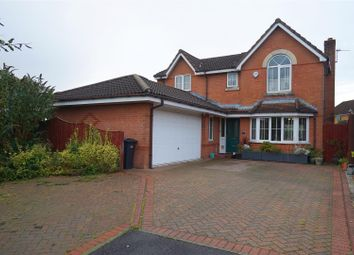 Thumbnail 4 bed detached house for sale in Sandyway Close, Westhoughton, Bolton