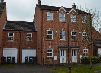 Thumbnail 4 bed town house to rent in 43 Ratcliffe Avenue, Kings Norton