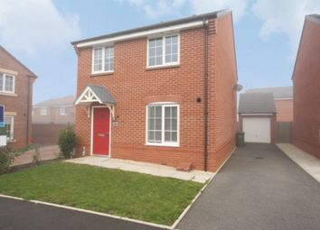 Thumbnail 4 bed detached house for sale in Banks Road, Badsey