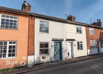 Thumbnail 1 bed terraced house to rent in Regent Street, Manningtree, Essex
