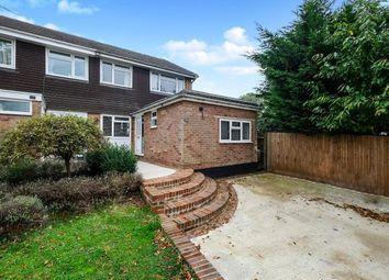 Thumbnail 4 bed end terrace house for sale in Mount Pleasant, Biggin Hill, Westerham, Kent