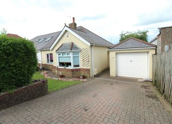Thumbnail 4 bed semi-detached bungalow for sale in Christchurch Road, Newport