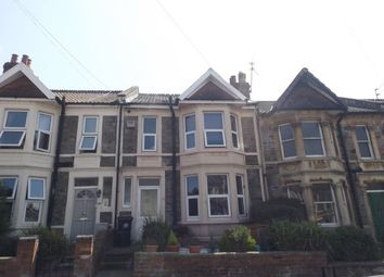 Thumbnail 3 bed terraced house to rent in Bloomfield Road, Bristol
