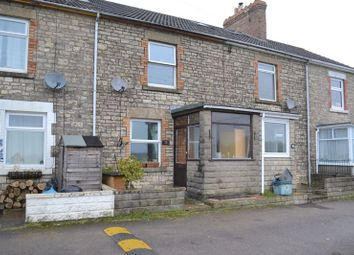 Thumbnail 3 bed terraced house for sale in South View, Clandown, Radstock