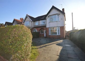 Thumbnail 4 bed semi-detached house for sale in Cavendish Drive, Rock Ferry, Merseyside