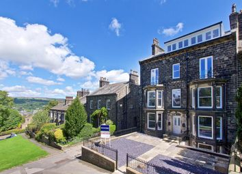 Thumbnail 2 bed flat for sale in Apartment 1 The Heights, West View, Ilkley