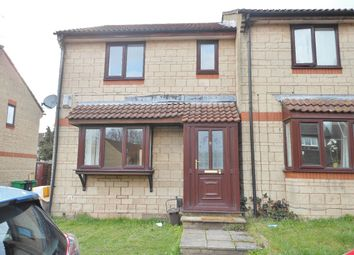 Thumbnail 3 bedroom semi-detached house to rent in Ambergate Drive, Pontprennau, Cardiff