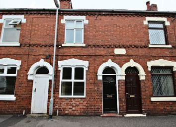 Thumbnail 2 bedroom terraced house for sale in Harecastle Villas, Kidgsrove, Stoke-On-Trent