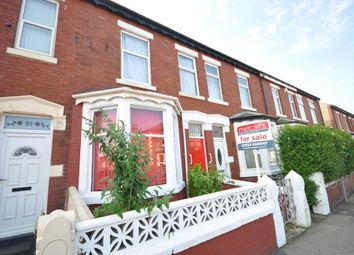 Thumbnail 2 bedroom flat for sale in Peter Street, Blackpool, Lancashire