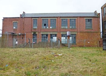 Thumbnail Commercial property for sale in Plot 3 At Former Rubber Works, Heathhall, Dumfries
