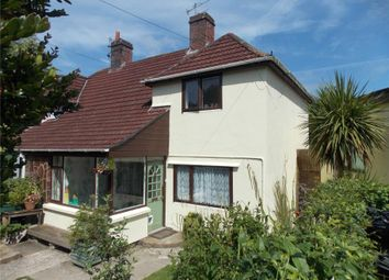 Thumbnail 3 bed semi-detached bungalow for sale in East Rise, Falmouth