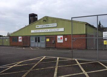 Thumbnail Warehouse for sale in Unit 1, Albion Close, Worksop, Nottinghamshire
