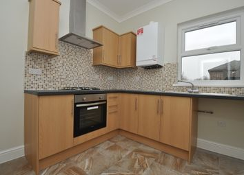 Thumbnail 3 bedroom flat to rent in Crawley Road, Leyton
