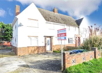 Thumbnail 3 bed semi-detached house for sale in Norwood Road, Somersham, Huntingdon, Cambridgeshire