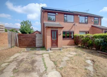 Thumbnail 3 bed semi-detached house for sale in Lingfoot Crescent, Sheffield