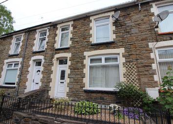 Thumbnail 3 bed terraced house for sale in Sir Ivors Road, Pontllanfraith, Blackwood