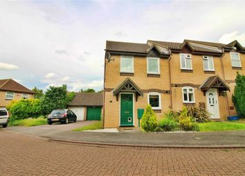 Thumbnail 2 bed end terrace house for sale in Yalts Brow, Emerson Valley, Milton Keynes
