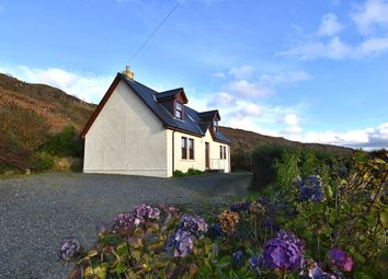 Thumbnail 3 bed detached house for sale in Ballygown, Ulva Ferry, Isle Of Mull