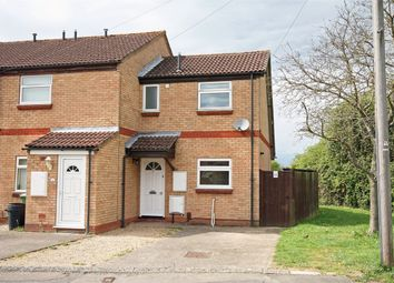 Thumbnail 1 bed end terrace house to rent in Chestnut Close, Quedgeley, Gloucester