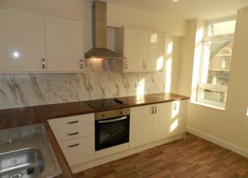 Thumbnail 1 bed flat to rent in Springfield Road, Blackpool, Lancashire
