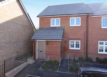 Thumbnail 1 bed flat for sale in Tansy Close, Newton Abbot