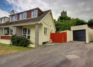 Thumbnail 2 bed semi-detached house for sale in Churchtown Vale, Saltash
