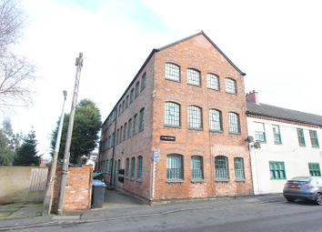 Thumbnail 2 bed flat for sale in New Street, Earl Shilton, Leicester