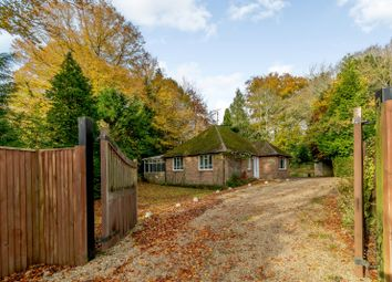 Thumbnail 2 bed detached bungalow for sale in Hogs Back, Seale, Farnham