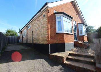 Thumbnail 4 bed bungalow to rent in Sutton Road, Maidstone
