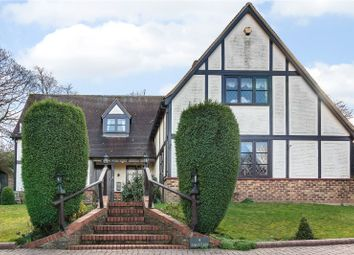 Thumbnail 4 bed detached house for sale in Shelsley Drive, Langdon Hills, Essex
