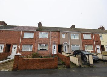 Thumbnail 3 bed terraced house for sale in West Street, Blackhall, Cleveland