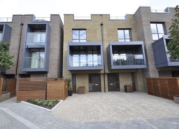 Thumbnail 3 bed town house for sale in Sir Alexander Close, London