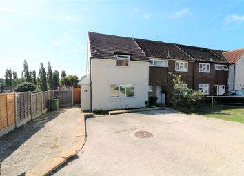 Thumbnail 2 bed end terrace house for sale in Salesbury Drive, Billericay