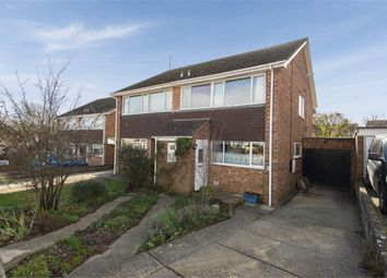 Thumbnail 3 bed semi-detached house for sale in Austin Drive, Banbury, Oxfordshire