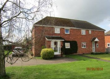 Thumbnail 3 bed semi-detached house to rent in Bedford Road, Brafield On The Green, Northampton